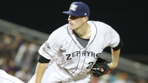 Tom Koehler ranks third in the PCL with 80 strikeouts.