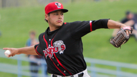 Jesse Hernandez has posted a 3.27 ERA across two levels this season.