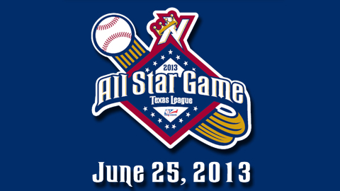 One of the four logos released by the Naturals for the 2013 Texas League All-Star Game.