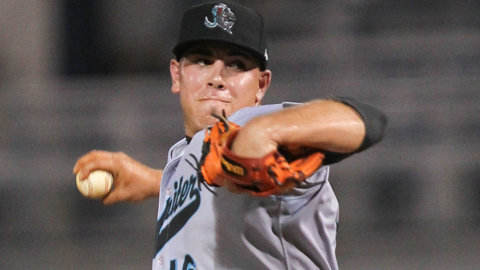 Jose Fernandez was seventh in the Minor Leagues with a 1.75 ERA.